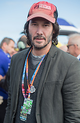 October 23, 2016 - Melbourne, Victoria, Australia - American actor on the grid before the MotoGP category race at the 2016 Australian MotoGP held at Phillip Island, Australia. (Credit Image: © Theo Karanikos via ZUMA Wire)