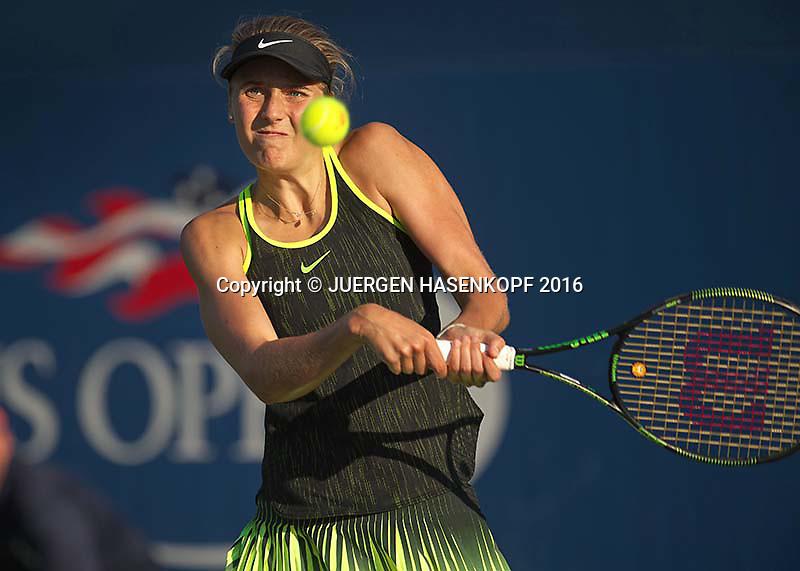 ANTONIA LOTTNER (GER), Qualies<br /> <br /> Tennis - US Open 2016 - Grand Slam ITF / ATP / WTA -  Flushing Meadows - New York - New York - USA  - 25 August 2016.