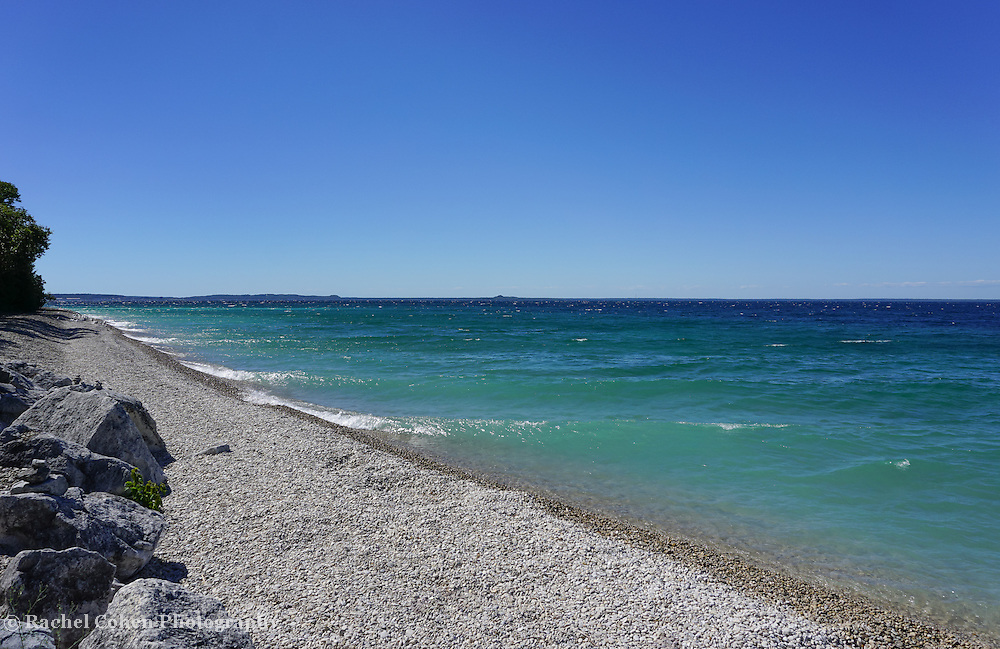 &quot;Mackinac Shore&quot; <br />