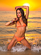 16-05-2015<br /> Features - fashion - Cyprus 2015 summer fashion trip.<br /> Orange on Protaras beach at sunrise.<br /> model - Emily Shakarji @ Model Team<br /> styled by Janis Sue Smith<br /> <br /> Pic:Andy Barr<br /> <br /> www.andybarr.com<br /> <br /> Copyright Andrew Barr Photography.<br /> No reuse without permission.<br /> andybarr@mac.com<br /> +44 7974923919