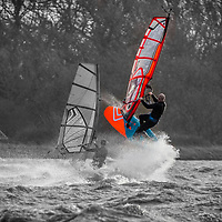 Windsurfing - Hayling 20180104