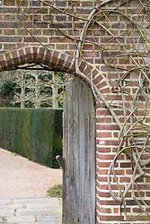 Doorway at Sissinghurst Castle