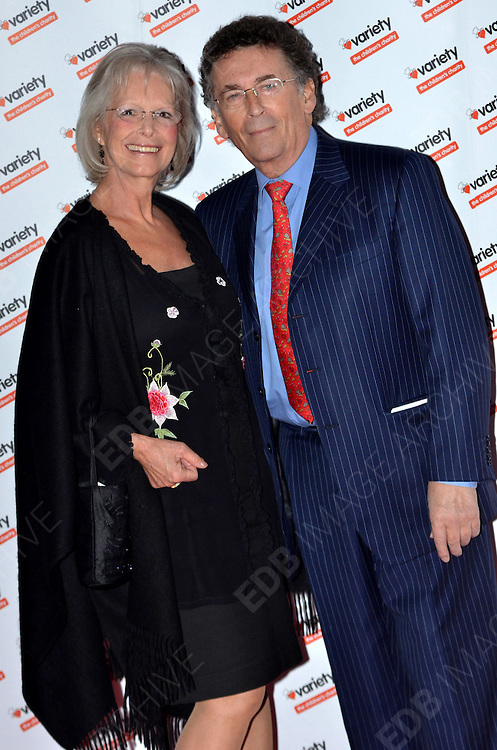 30.NOVEMBER.2011. LONDON<br /> <br /> BARBARA POWELL AND ROBERT POWELL ATTENDING THE HIDDEN GEMS PHOTOGRAPHY GALA AUCTION HELD AT THE RENAISSANCE ST PANCRAS HOTEL IN LONDON<br /> <br /> BYLINE: EDBIMAGEARCHIVE.COM<br /> <br /> *THIS IMAGE IS STRICTLY FOR UK NEWSPAPERS AND MAGAZINES ONLY*<br /> *FOR WORLD WIDE SALES AND WEB USE PLEASE CONTACT EDBIMAGEARCHIVE - 0208 954 5968*  *** Local Caption ***