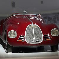 Auto Avio Costruzioni 815 at Museo Casa Enzo Ferrari, 2014
