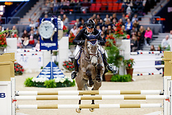 Wickstrom Jens, SWE, Sir Liberty<br /> Gothenburg Horse Show FEI World Cups 2017<br /> © Hippo Foto - Stefan Lafrentz