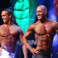 FITN: Physique - Men - Final  - Newcomers 2015