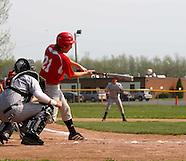 Baseball 2011 Varsity Baseball Salamanca vs Silver Creek