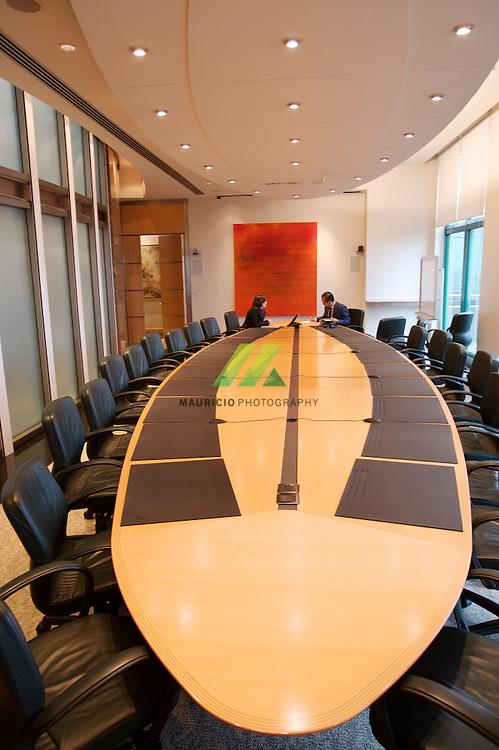 Sala de junta del Corporativo de COMEX