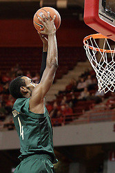 05 December 2015: Robert Brown goes for a stuff. Illinois State Redbirds host the University of Alabama - Birmingham Blazers at Redbird Arena in Normal Illinois (Photo by Alan Look)