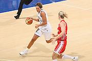 DESCRIZIONE : Bologna Qualificazione Eurobasket Women 2009 Italia Polonia <br /> GIOCATORE : Manuela Zanon <br /> SQUADRA : Nazionale Italia Donne <br /> EVENTO : Raduno Collegiale Nazionale Femminile<br /> GARA : Italia Polonia Italy Poland <br /> DATA : 30/08/2008 <br /> CATEGORIA : palleggio <br /> SPORT : Pallacanestro <br /> AUTORE : Agenzia Ciamillo-Castoria/M.Marchi <br /> Galleria : Fip Nazionali 2008 <br /> Fotonotizia : Bologna Qualificazione Eurobasket Women 2009 Italia Polonia <br /> Predefinita :