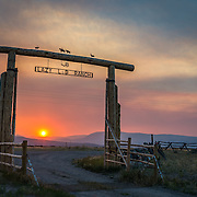 Lazy L&B Ranch, Wyoming