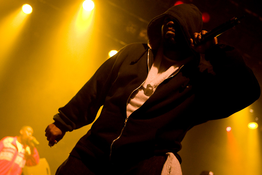 Montreal - 08APR21 - Wu Tang Clan perform at Montreal's Metropolis. (The Gazette/Tim Snow)