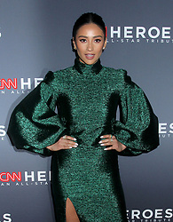 12th Annual CNN Heroes: An All-Star Tribute held at the Museum of Natural History on December 9, 2018 in New York City, NY Steven Bergman/AFF-USA.COM. 09 Dec 2018 Pictured: Shay Mitchell. Photo credit: Steven Bergman / AFF-USA.COM / MEGA TheMegaAgency.com +1 888 505 6342
