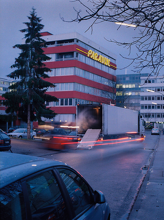 Architecture of Prostitution in Germany