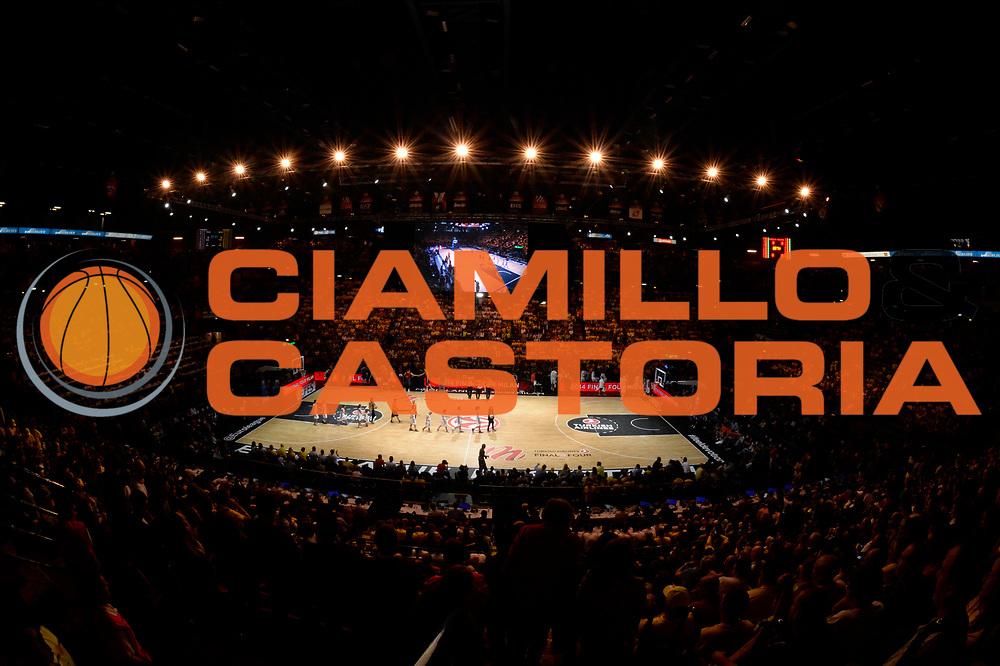 DESCRIZIONE : Milano Eurolega Euroleague 2013-14 Final Four Semifinal Semifinale Fc Barcelona Fc Barcellona Real Madrid<br /> GIOCATORE : Panoramica Mediolanum Forum di Assago<br /> SQUADRA :  <br /> CATEGORIA : <br /> EVENTO : Eurolega 2013-2014<br /> GARA : Fc Barcelona Fc Barcellona Real Madrid<br /> DATA : 17/05/2014<br /> SPORT : Pallacanestro<br /> AUTORE : Agenzia Ciamillo-Castoria/GiulioCiamillo<br /> Galleria : Eurolega 2013-2014<br /> Fotonotizia : Milano Eurolega Euroleague 2013-14 Final Four Semifinal Semifinale Fc Barcelona Fc Barcellona Real Madrid<br /> Predefinita :