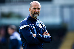 Bristol Rovers assistant manager Joe Dunne - Mandatory by-line: Robbie Stephenson/JMP - 31/08/2019 - FOOTBALL - Pirelli Stadium - Burton upon Trent, England - Burton Albion v Bristol Rovers - Sky Bet League One