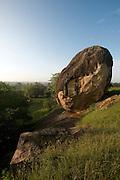 Vessagiri complex. Anuradhapura.