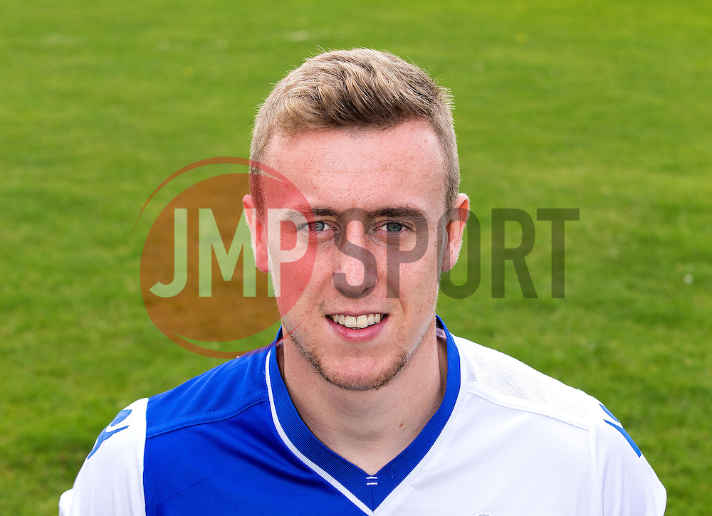 Jamie Lucas of Bristol Rovers - Mandatory by-line: Robbie Stephenson/JMP - 04/08/2016 - FOOTBALL - The Lawns Training Ground - Bristol, England - Bristol Rovers Head Shots