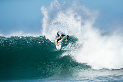 Yago Dora (BRA) will surf in Round 2 of the 2018 Corona Open J-Bay after placing third in Heat 10 of Round 1 at Supertubes, Jeffreys Bay, South Africa.
