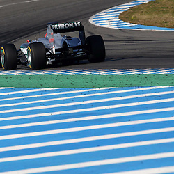 20110212: ESP, Formula 1 - Test at Jerez