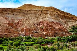 The village of Taïfaste in southern Morocco<br /> <br /> (c) Andrew Wilson | Edinburgh Elite media