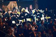 De 3FM Awards 2014 in de Gashouder, Amsterdam.<br /> <br /> Op de foto: o.a.  Great Minds , Gers Pardoel en The Opposites
