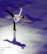 Yuzuru Hanyu (JPN), FEBRUARY 19, 2017 - Figure Skating : ISU Four Continents Figure Skating Championships 2017, Gala Exhibition at Gangneung Ice Arena in Gangneung, east of Seoul, South Korea. Photo by Lee Jae-Won (SOUTH KOREA) www.leejaewonpix.com