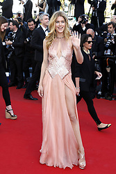59660942  .Doutzen Kroes attends the premiere of Iranian director Asghar Farhadi s film Le Passe (The Past) during the 66th annual Cannes Film Festival, southern France, May 17, 2013. Photo by: imago / i-Images. UK ONLY
