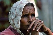 Woman, Delhi, India