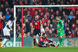 Goal, Gylfi Sigurdhsson of Swansea City scores the equaliser, Bournemouth 2-2 Swansea City - Mandatory by-line: Jason Brown/JMP - Mobile 07966 386802 12/03/2016 - SPORT - FOOTBALL - Bournemouth, Vitality Stadium - AFC Bournemouth v Swansea City - Barclays Premier League