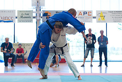Deaf Judo Demonstration at the 2014 Coupe Nationale Multisport Sourds, Brissac, France
