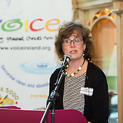 02.03.2017            <br /> The heritage town of Cashel in County Tipperary is moving towards a cleaner, greener future as it begins the process to become Ireland&rsquo;s first Zero Waste town.<br /> <br /> Helping to launch and announce details of Towards Zero Waste Cashel was Mindy O'Brien, Voice.   <br /> <br /> <br /> &ldquo;Towards Zero Waste Cashel&rdquo; is an 18-month pilot initiative which promotes reducing waste and repairing and repurposing items, and was officially launched today (Thursday) at the historic Rock of Cashel. Picture: Alan Place