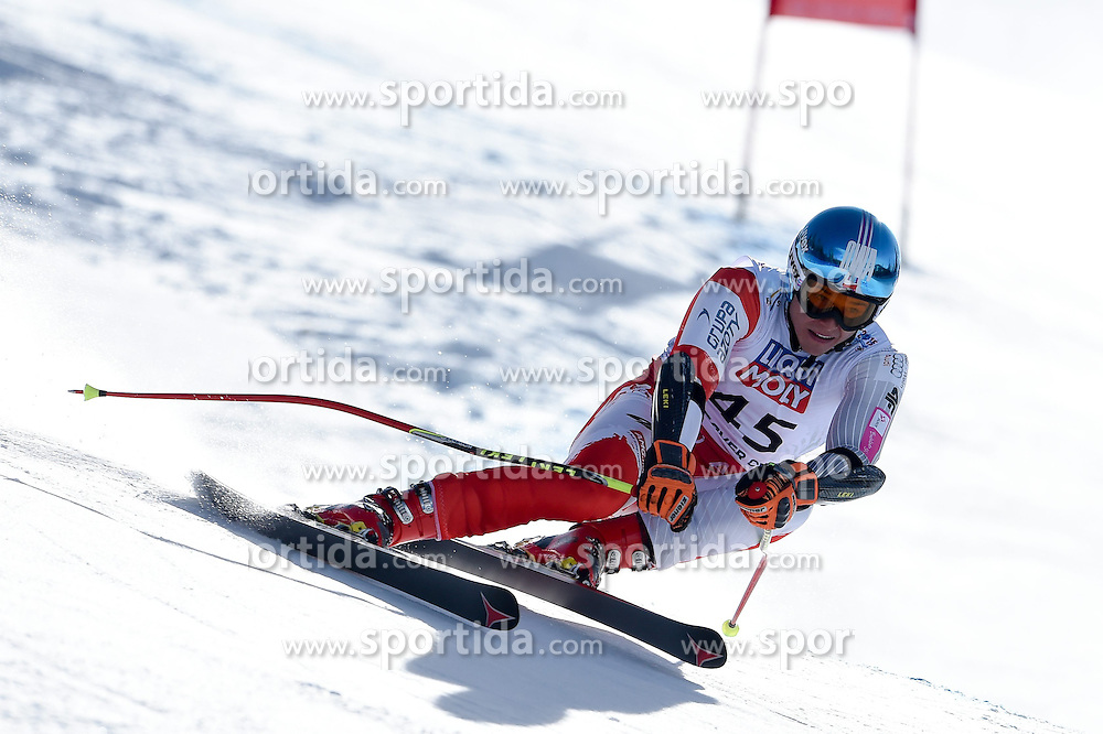 05.02.2015, Birds of Prey Course, Beaver Creek, USA, FIS Weltmeisterschaften Ski Alpin, Vail Beaver Creek 2015, Herren, SuperG, im Bild // in action during the men's Super-G of FIS Ski World Championships 2015 at the Birds of Prey Course in Beaver Creek, United States on 2015/02/05. EXPA Pictures © 2015, PhotoCredit: EXPA/ Jonas Ericson