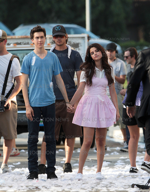 August 10th 2012 Sherman Oaks, CA. Non-Exclusive<br />
