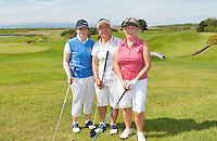 Athlone  Golf Club, Chaterine Cleary, Chaba Carney and Siobhan McGrath  one of the 18 golf clubs who qualified for The 2012 Ladies Irish Open Club Challenge Connaught Final battled it out at Galway Golf Club with the winning team going through to play in the Ladies Irish Open PRO-AM in Killeen Castle on August 2nd. .MORE:.The winning team Galway Golf Club of  Clodgah Hennessy, Sheelagh Kearney and Alice Murphy,  earn a once-in-a-lifetime opportunity to play with a professional at the Ladies Irish Open in August along with an over-night stay and invitation to the Gala Dinner..Over 180 clubs throughout the country, resulting in a total of 584 teams and 1,752 ladies, entered this year?s Club Challenge with 120 teams qualifying for the provincial finals. The participating clubs are competing in the fifth staging of the Club Challenge following the outstanding success of The 2011 Solheim Cup, the greatest global marquee event in ladies golf which saw Alison Nicholas? team of Europeans win back the coveted trophy by a margin of 14.5 - 12.5 in the most exciting staging of the event ever recorded, in Killeen Castle, Co. Meath..For the latest information on The 2012 Ladies Irish Open Club Challenge and to purchase tickets for The 2012 Ladies Irish Open visit www.ladiesirishopen.ie.Photo:Andrew Downes. ..