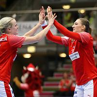 HBALL: 25-11-2017 - Denmark - Sweden - Friendly Match