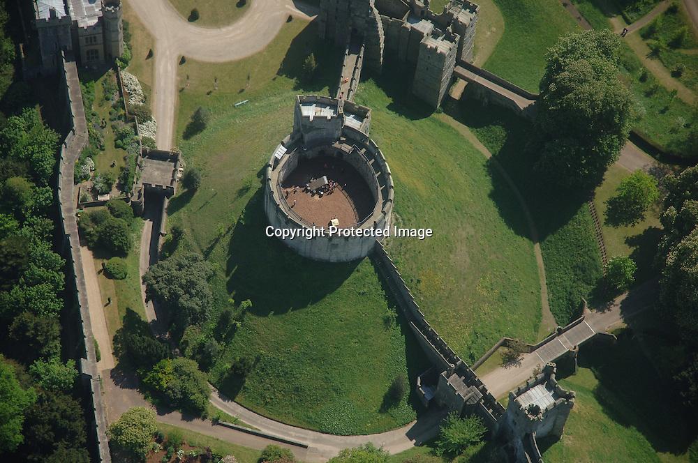 Arundel Castle Motte