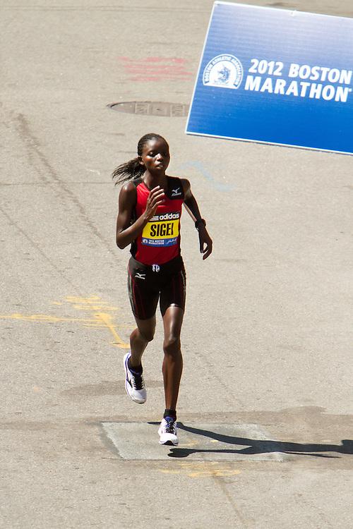 Diana Segei, Kenya, 5th place