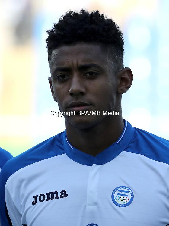 Fifa Men&acute;s Tournament - Olympic Games Rio 2016 - <br /> Honduras National Team -  <br /> Antony LOZANO