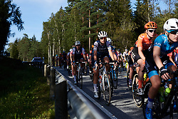 Tayler Wiles (USA) in the bunch during Ladies Tour of Norway 2019 - Stage 3, a 125 km road race from Moss to Halden, Norway on August 24, 2019. Photo by Sean Robinson/velofocus.com