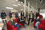 DESCRIZIONE : Torino PalaIsozaki Commissione FIBA in visita per assegnazione dei Mondiali 2014<br /> GIOCATORE : Markus Studar Predrag Bogosavljev Piero Guerrini<br /> SQUADRA : Fiba Fip<br /> EVENTO : Visita per assegnazione dei Mondiali 2014<br /> GARA :<br /> DATA : 30/03/2009<br /> CATEGORIA : Ritratto<br /> SPORT : Pallacanestro<br /> AUTORE : Agenzia Ciamillo-Castoria/G.Ciamillo