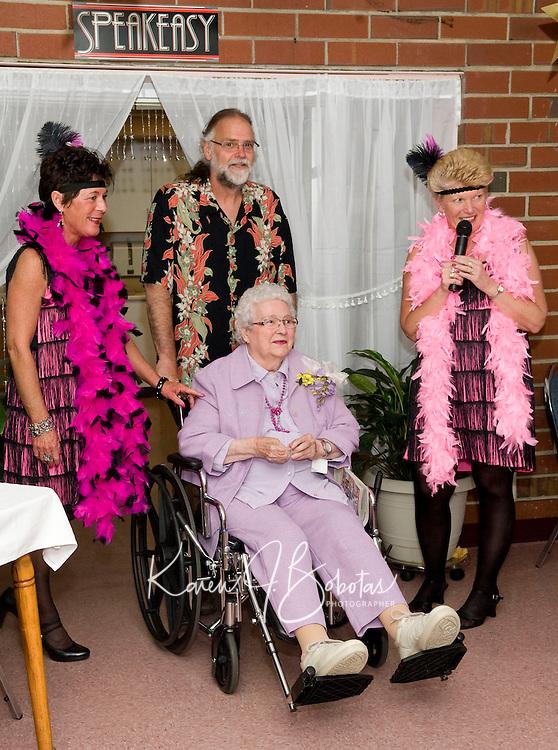 Belknap County Nursing Home Cotillion May 20, 2010.