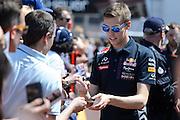 May 20-24, 2015: Monaco - Daniil Kvyat, (RUS), Red Bull-Renault