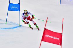 SALCHER Markus, LW9-1, AUT, Men's Giant Slalom at the WPAS_2019 Alpine Skiing World Championships, Kranjska Gora, Slovenia