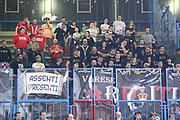 DESCRIZIONE : Cremona Lega A 2014-2015 Vanoli Cremona Openjobmetis Varese<br /> GIOCATORE :  Tifosi Supporters<br /> SQUADRA : Openjobmetis Varese<br /> EVENTO : Campionato Lega A 2014-2015<br /> GARA : Vanoli Cremona Openjobmetis Varese<br /> DATA : 30/11/2014<br /> CATEGORIA : Tifosi Supporters<br /> SPORT : Pallacanestro<br /> AUTORE : Agenzia Ciamillo-Castoria/F.Zovadelli<br /> GALLERIA : Lega Basket A 2014-2015<br /> FOTONOTIZIA : Cremona Campionato Italiano Lega A 2014-15 Vanoli Cremona Openjobmetis Varese<br /> PREDEFINITA : <br /> F Zovadelli/Ciamillo