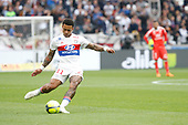 FOOTBALL - FRENCH CHAMP - L1 - LYON v NANTES 280418