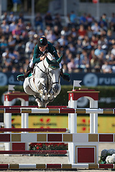 Allen Bertram, (IRL), Molly Malone V <br /> First Round<br /> Furusiyya FEI Nations Cup Jumping Final - Barcelona 2015<br /> © Dirk Caremans<br /> 24/09/15