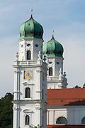 Dom, Passau, Bayerischer Wald, Bayern, Deutschland | cathedral, Passau, Bavarian Forest, Bavaria, Germany