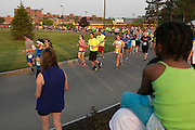 More than 10,000 runners finished the Corporate Challenge on the campus of RIT on Tuesday, May 24, 2016.