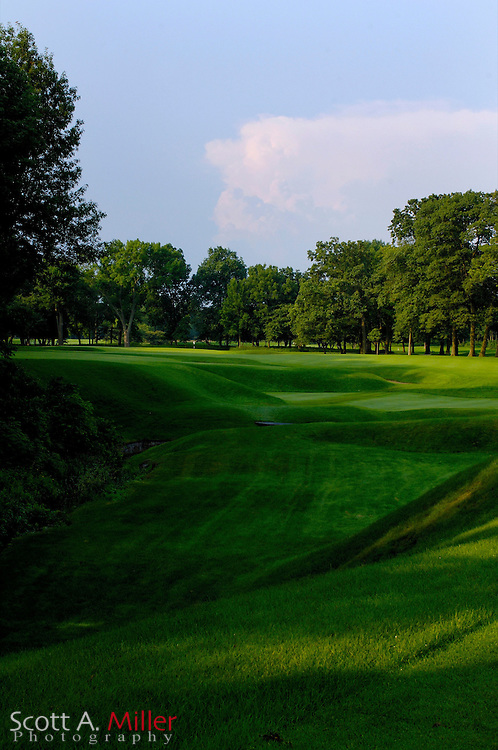 Lake Bluff, Ill.:  June 28, 2006 - No. 15 at the Shoreacres Country Club in Lake Bluff, Ill....©2006 Scott A. Miller